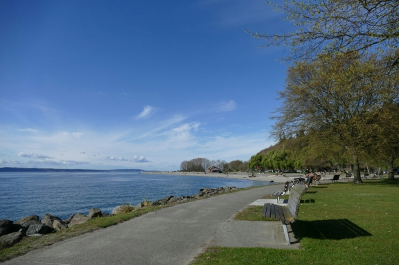 Seattle Golden Gardens Park Preview