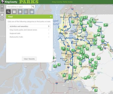 king county parks