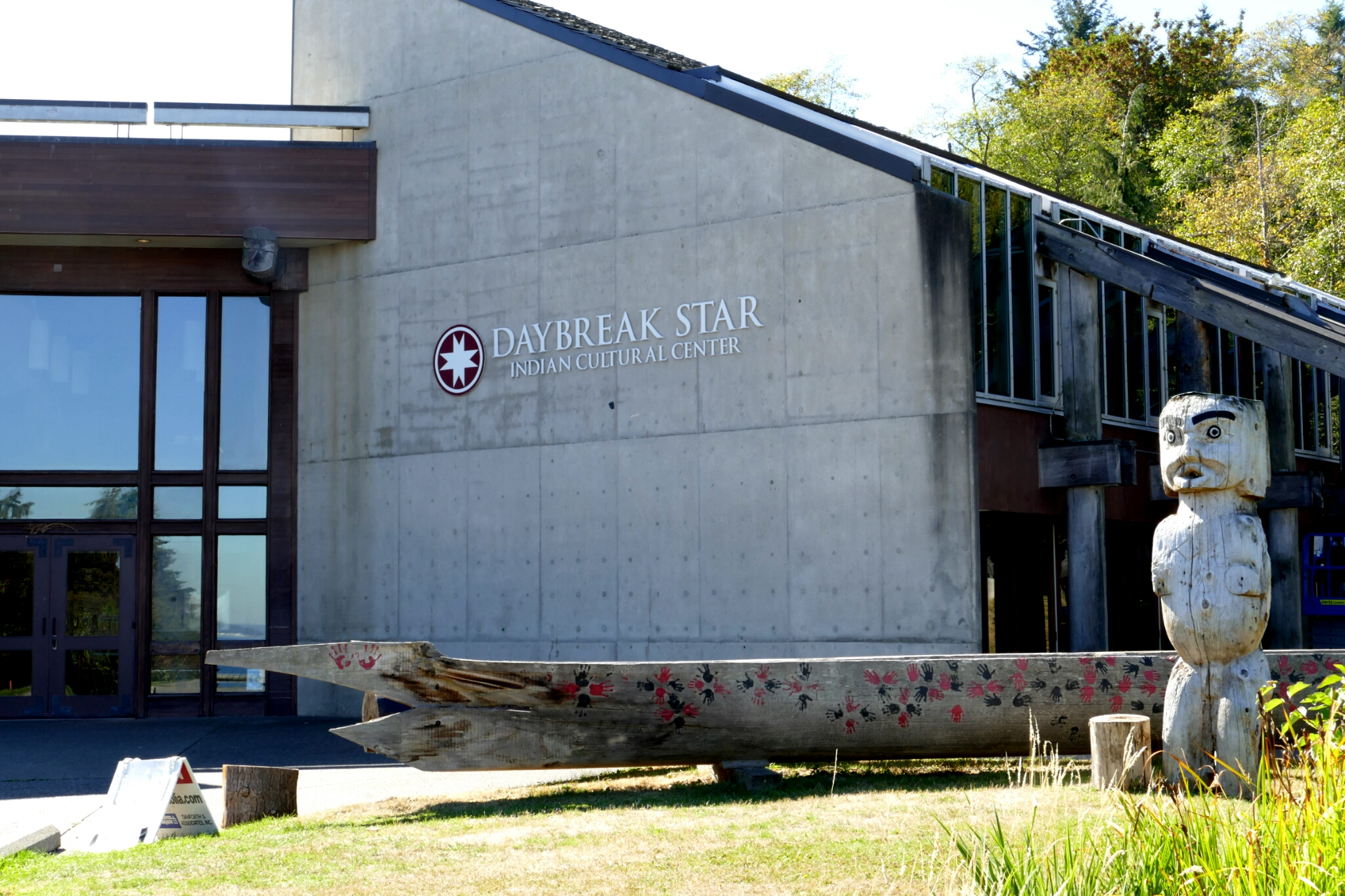 Daybreak Star Indian Cultural Center