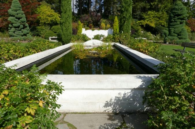 woodland park rose garden in seattle