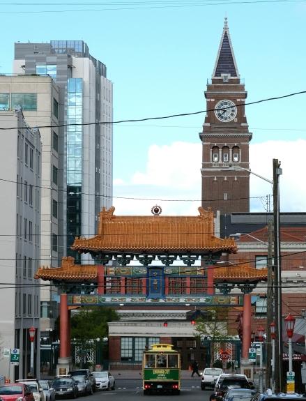 seattle chinese gate