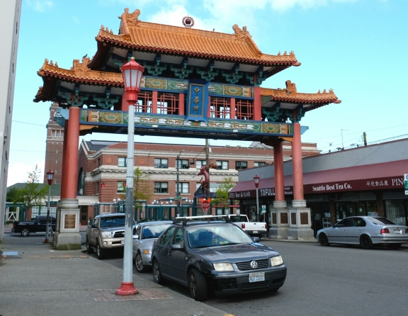 seattle chinese gate