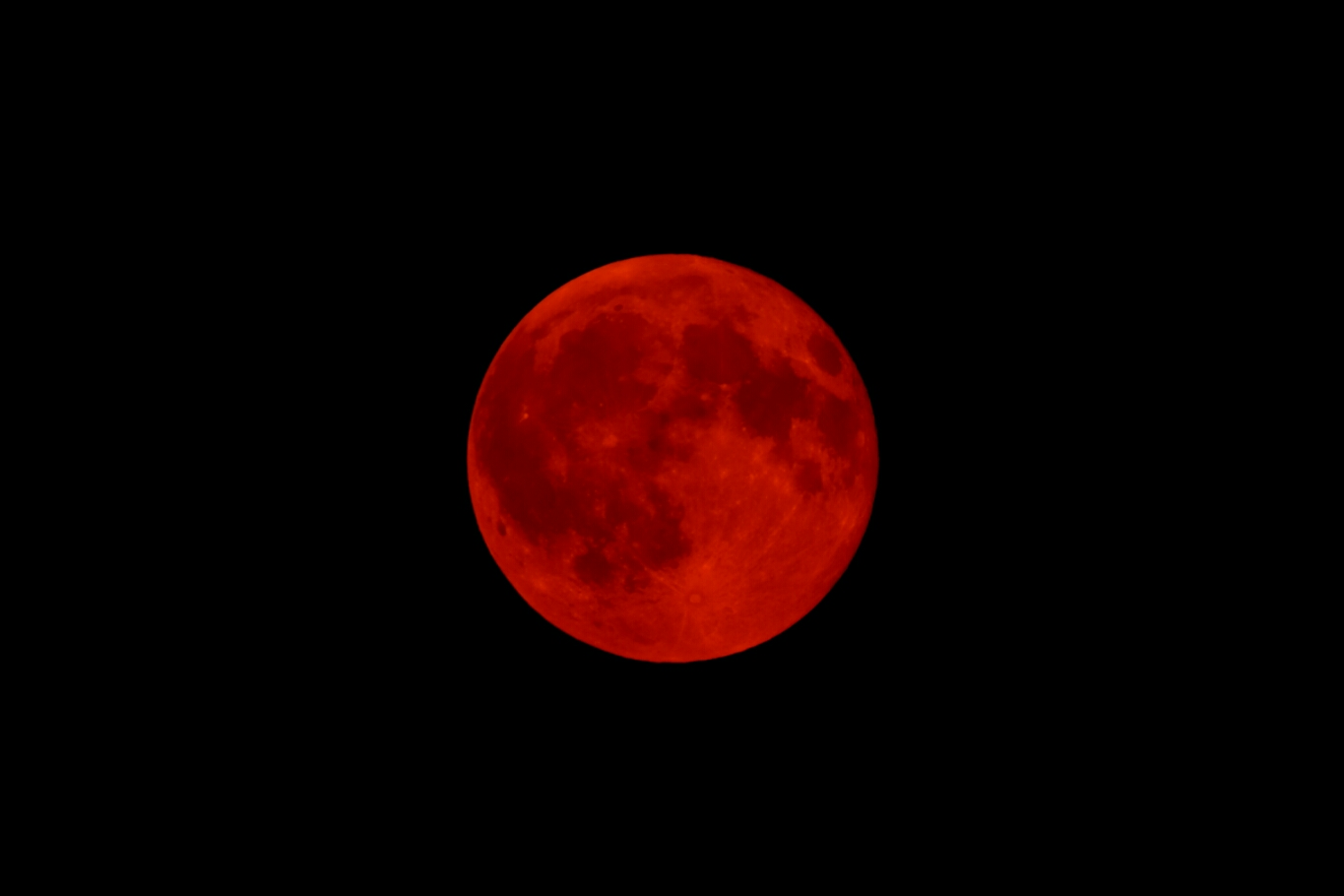 red moon how - photo #23